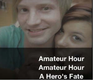 Click Image for Amateur Hour on iTunes